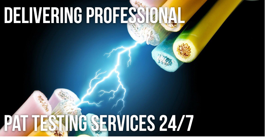 Delivering Professional PAT Testing Services 24/7